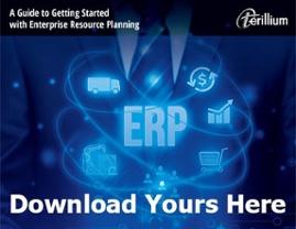 ERP, ebook, guide, enterprise resource planning, Terillium