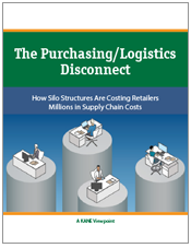 Purchasing and Logistics Disconnect