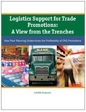 Logistics Support for Trade Promotions