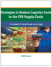 Strategies to Reduce Logistics Costs in the CPG Supply Chain