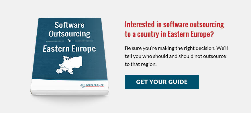 Software Outsourcing in Eastern Europe