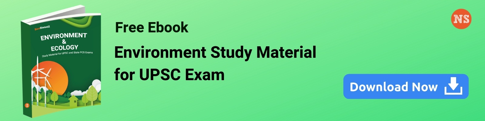 Environment Study Material for UPSC Preparation | NeoStencil