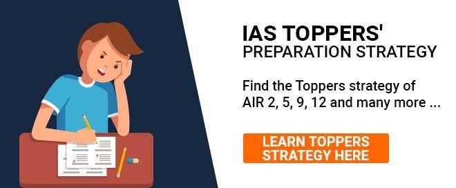 UPSC IAS Topper Preparation Strategy