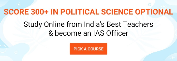 Political Science Optional Courses for UPSC