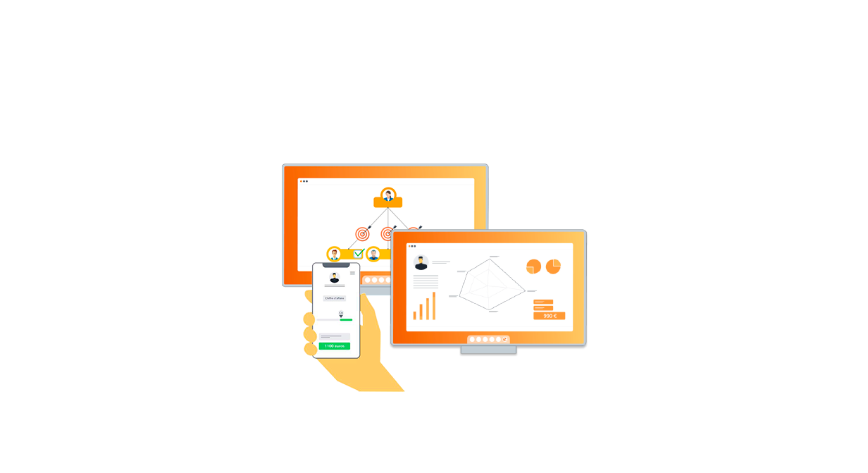 Do you have problems with your incentive compensation calculation?  With our tools, calculate properly and on time and boost the motivation of all  your employees!  Access the demo