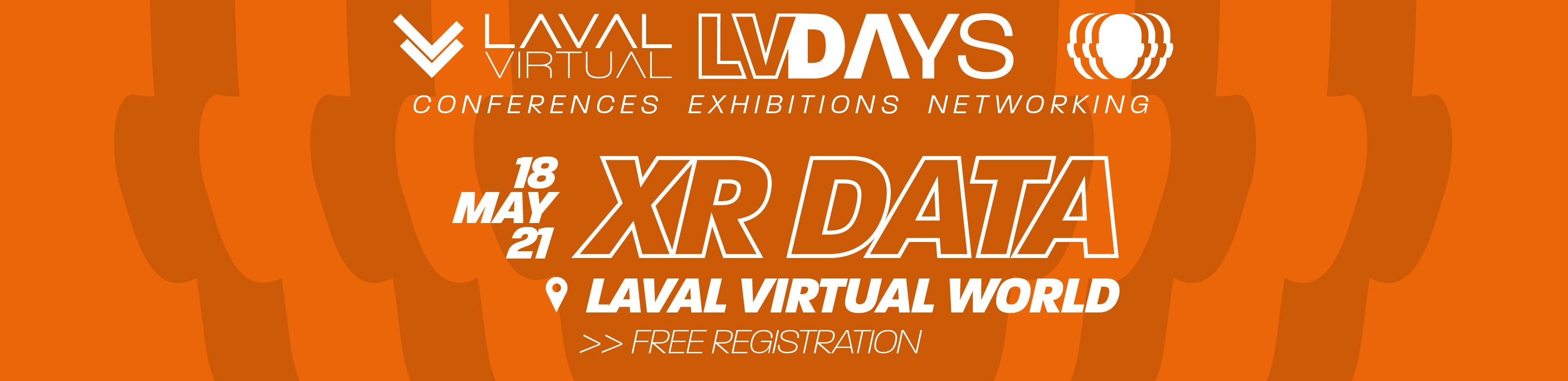 Laval Virtual Days XR Data