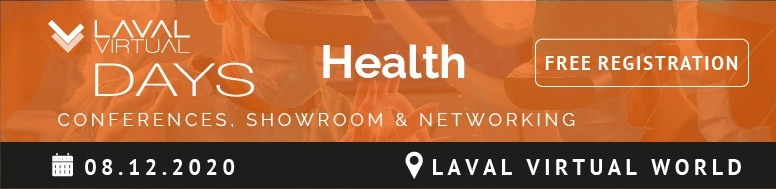 Laval Virtual Days Health