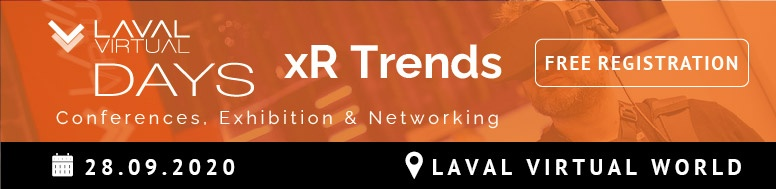 Laval Virtual Days XR Trends