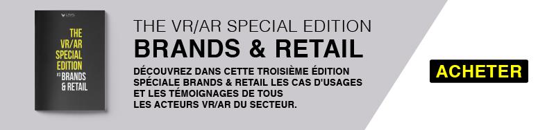 Acheter le magazine VR/AR dédié aux marques et au retail