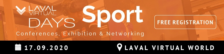 Laval Virtual Days Sport