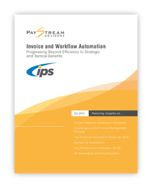 Get a free copy of PayStream Advisors Report