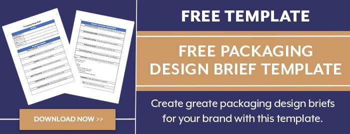 Free Packaging Design Brief Template for your creative agency.