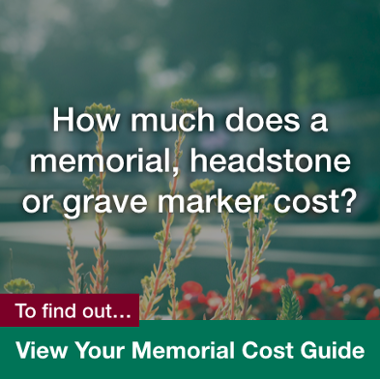 Milano Monuments Memorial Cost Guide CTA