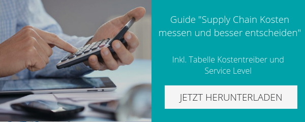 Guide Supply Chain Kosten