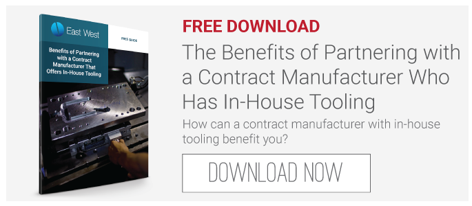 FREE Guide: The Benefits of Partnering with a CM Who has In-House Tooling