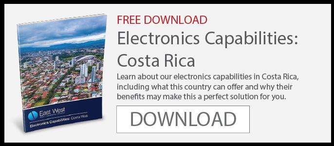 Electronics Capabilities Costa Rica CTA