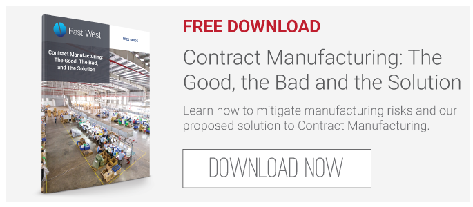 Free Guide: Contract Manufacturing: The Good, The Bad, and The Solution