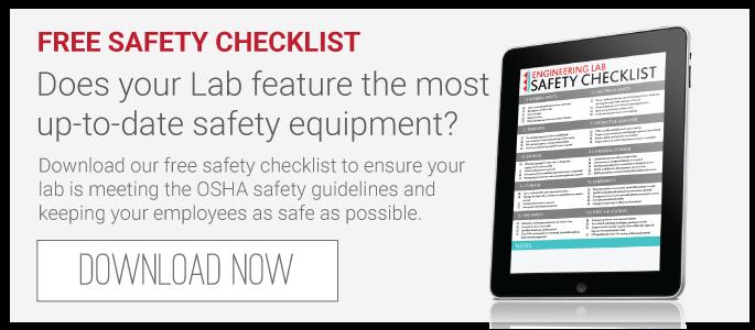 Download-free-Engineering-Lab-Safety-Checklist