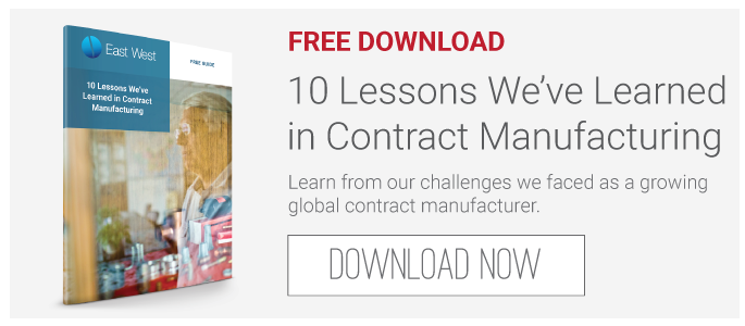 Free Guider: 10 Lessons We've Learned in Contract Manufacturing