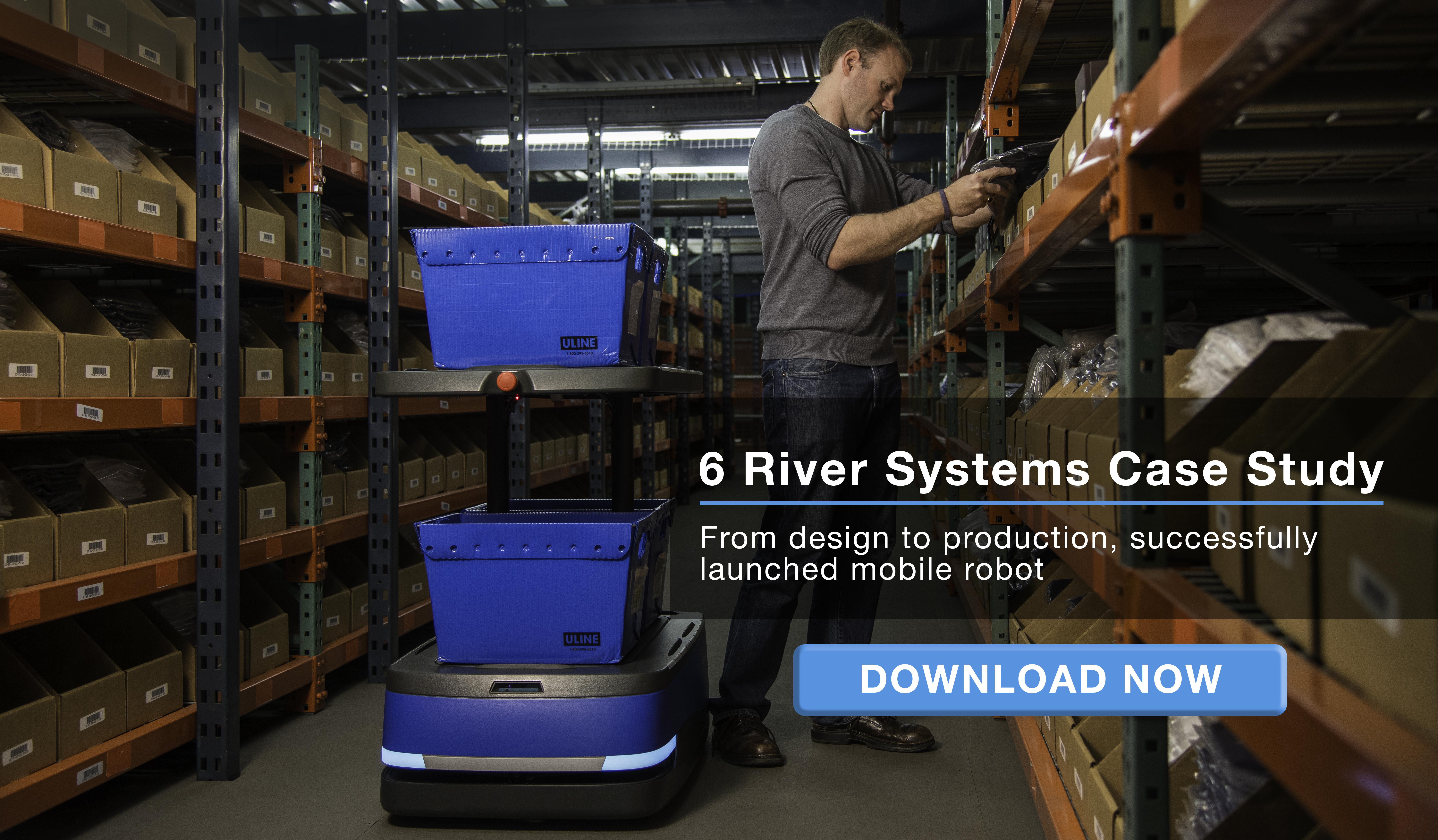 Six Rivers mobile robot