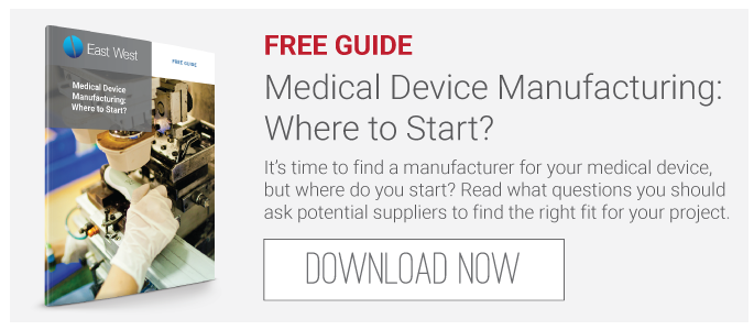 Free Guide: Medical Device Manufacturing: Where to Start?
