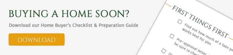 Lend Smart Mortgage Checklist Blog CTA