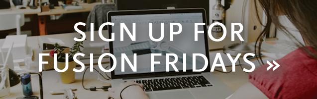 Fusion Fridays - Free Fusion 360 Training Webinars