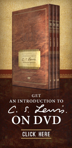 C.S. Lewis DVD Box Set