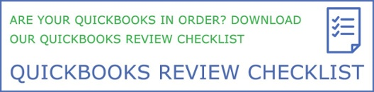 semi-annual quickbooks review checklist