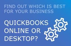 QuickBooks Online or Desktop Checklist