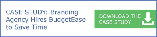 Branding Agency Hires BudgetEase to Save Time