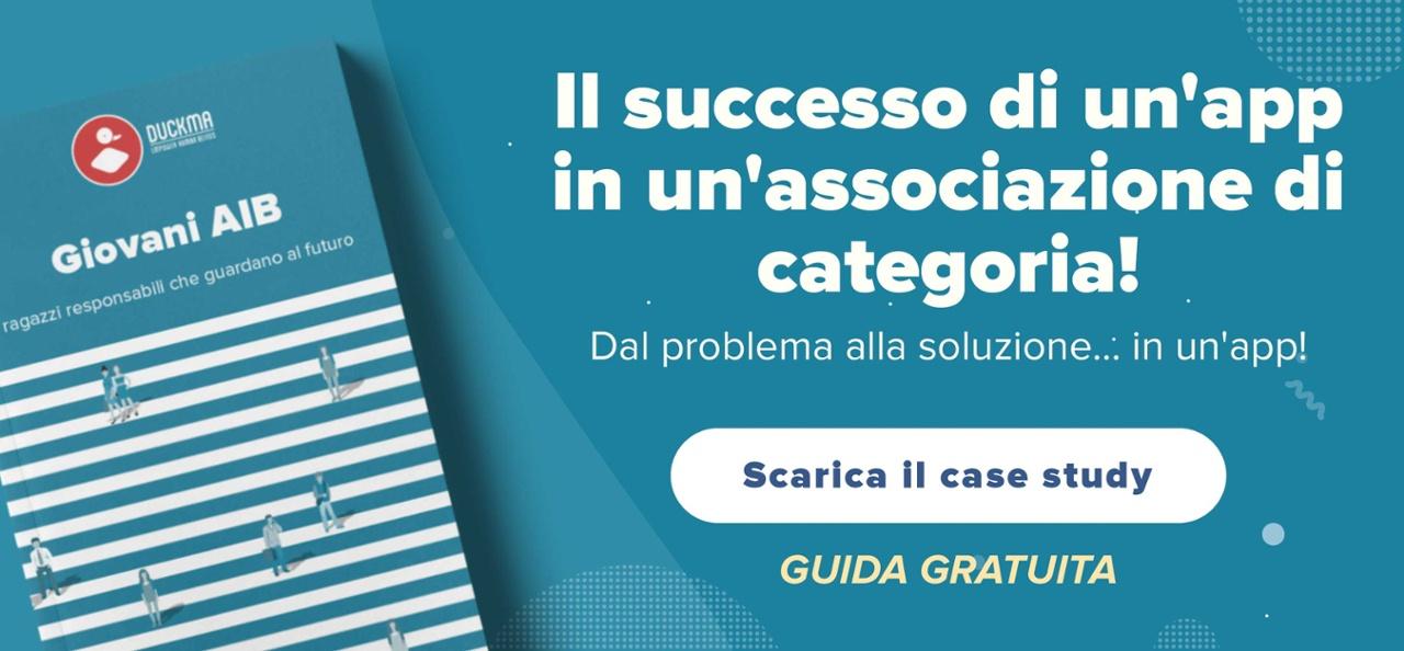 Il successo di un'app nel case study di un'associazione di categoria!