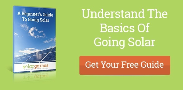 Beginners Guide To Going Solar