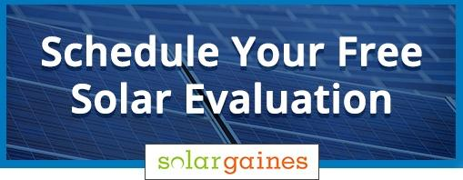 SolarGaines Free Solar Energy Evaluation