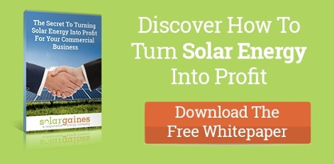 How To Turn Solar Energy Into Profit For Your Commercial Business