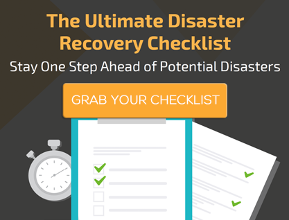 Ultimate DR Checklist