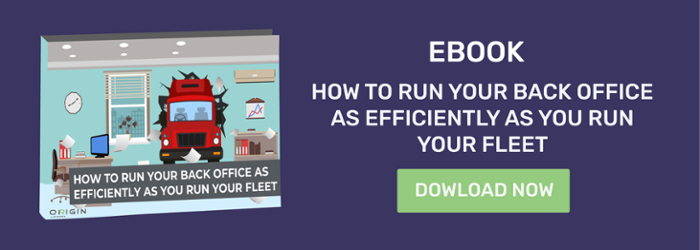 Ebook: How to Run Your Back Office As Efficiently As You Run Your Fleet