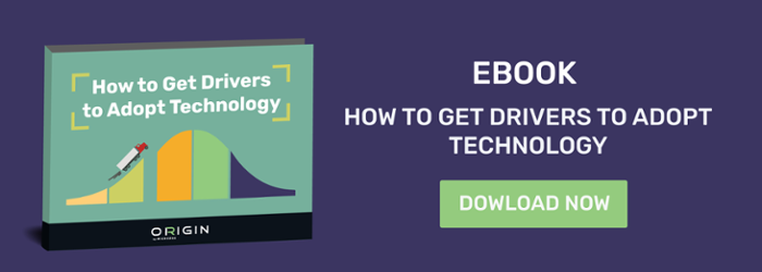 Ebook: How To Get Drivers To Adopt Technology
