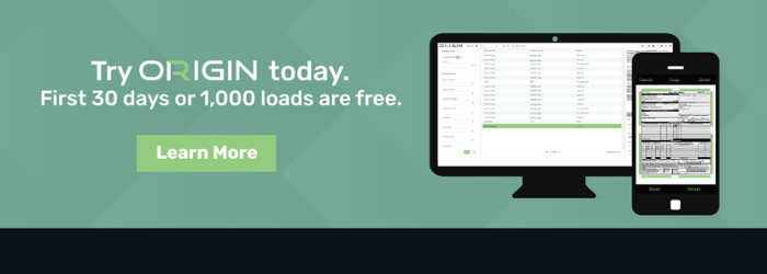 Try Origin today. First 30 days or 1,000 loads are free.
