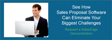 Request Demonstration - Sales Proposal Software
