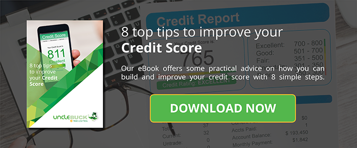 8 top tips to improve your Credit Score'