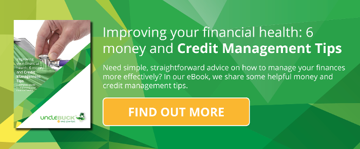 Improving your financial health: 6 money and credit management tips