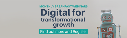 Digital for transformational growth register