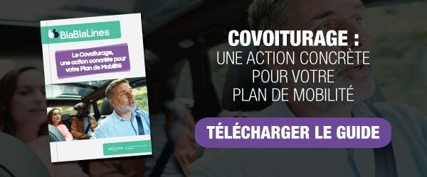 Covoiturage Action Plan de Mobilité