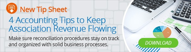 Tip Sheet: Accounting Tips to Keep Association Revenue Flowing