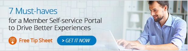 7 Must-haves for a Self-service Portal to Drive Better Member Experiences