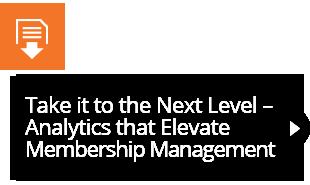 Free Tip Sheet: 4 Analytics to Elevate Membership Management