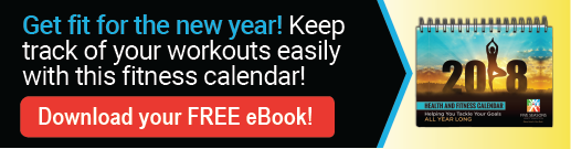 Get fit for the New Year with our 2018 Fitness Calendar!