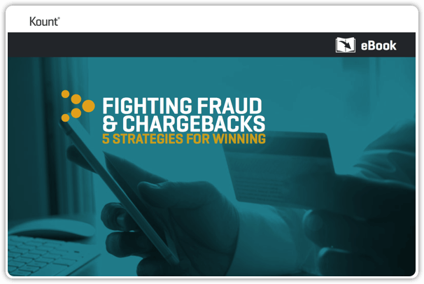 Fighting Fraud and Chargebacks Ebook