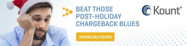 Ebook: Beat Those Post-Holiday Chargeback Blues